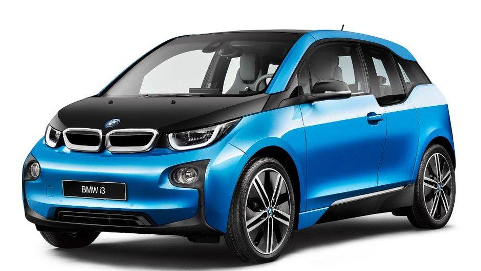 BMW i3 : 300 km d'autonomie avec la nouvelle batterie de 33 kWh !