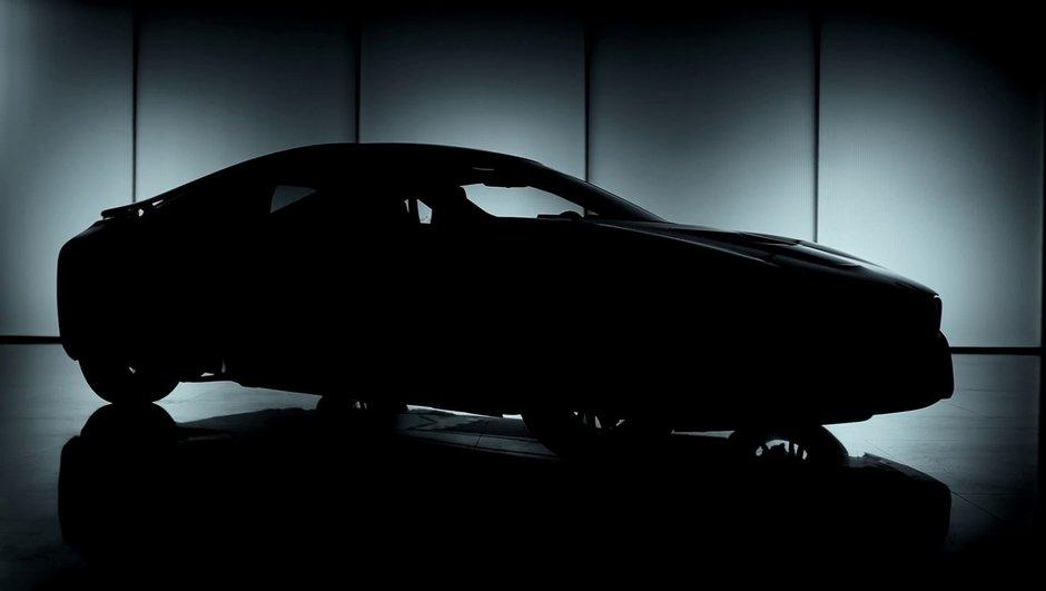 Vidéo : BMW i8 2013, teaser pour le coupé hybride