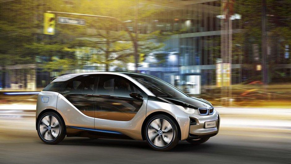 Salon de Francfort 2011 : BMW i3 Concept, la révolution en marche
