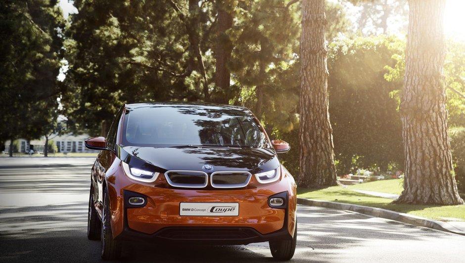 Salon de Los Angeles 2012 : la BMW i3 Concept Coupé électrise le show