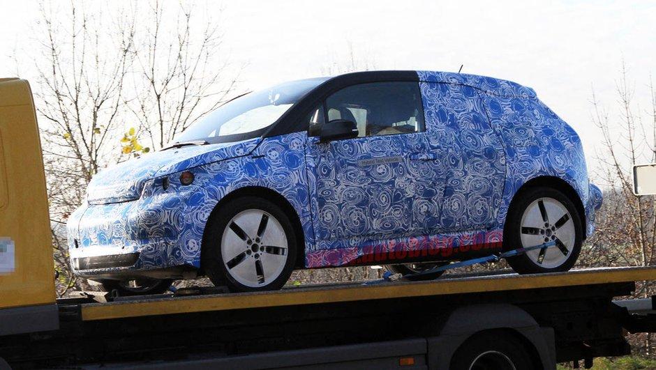 Scoop : la future BMW i3 prise en tests
