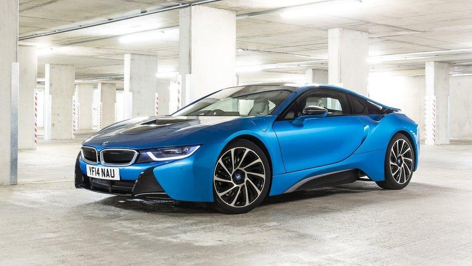 750 chevaux pour la future BMW i8 ?