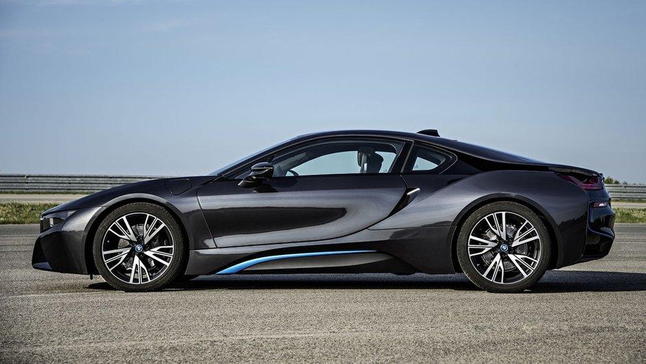 Une i8S pour les 100 ans de BMW en 2016 ?