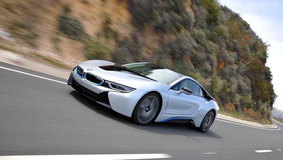 La i8S se précise pour les 100 ans de BMW en 2016
