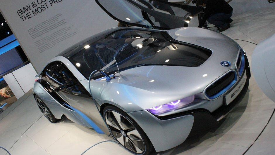 Insolite : la BMW i8 Concept en vente sur un site d'annonces ! Ou pas...