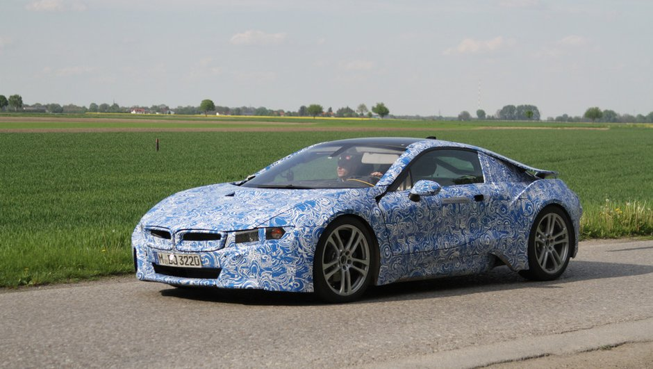 Les futures BMW i3 et i8 repoussées ?