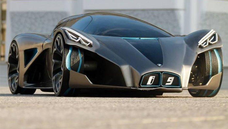 Insolite : un fan de BMW imagine la future i9