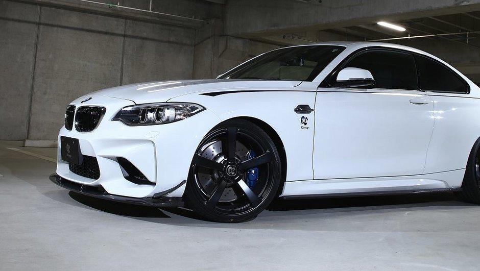 La BMW M2 par 3D Design: une bête encore plus terrible!