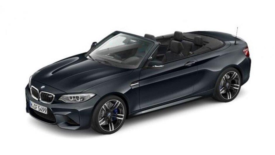 Scoop : la BMW M2 Cabriolet s'échappe en photos ?