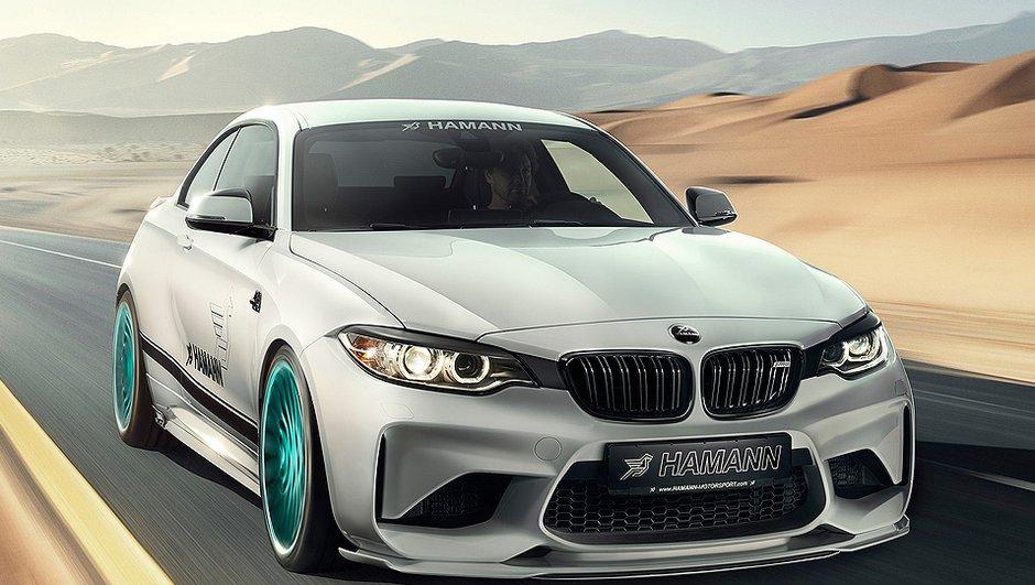 Tuning : La BMW M2 à la sauce Hamann