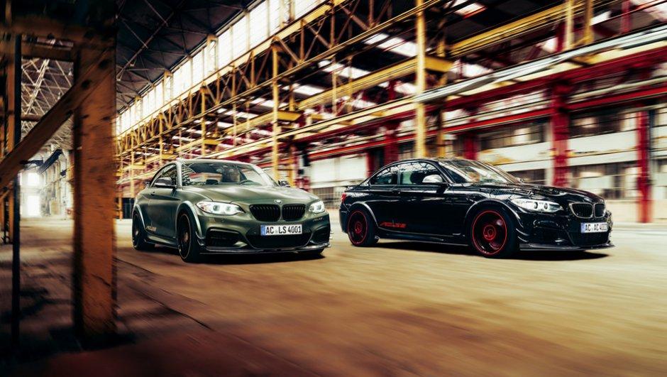 Salon de Genève 2017 : BMW M240i par AC Schnitzer