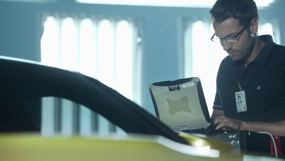 Teaser vidéo : le BMW M4 Concept prêt pour Pebble Beach ?