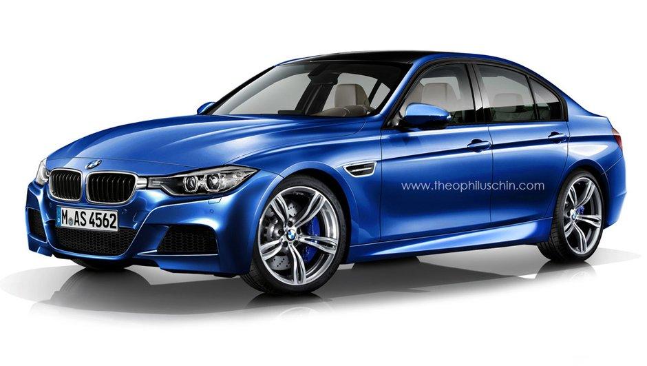 Nouvelle BMW Série 3 : à quoi ressemblerait la future M3 ?
