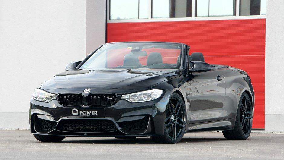 Tuning : Une BMW M4 Cabriolet boostée à 600 chevaux !