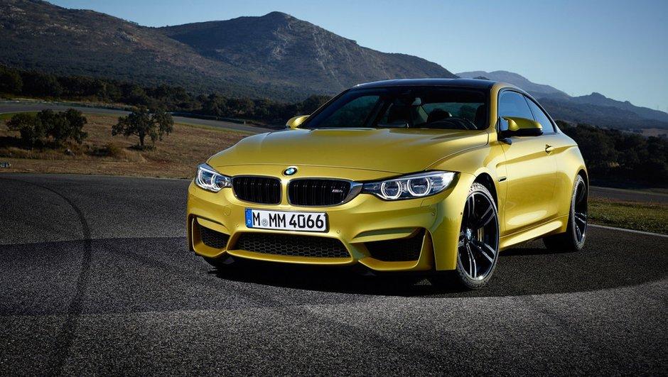 La BMW M4 Cabriolet dévoilée vendredi ?