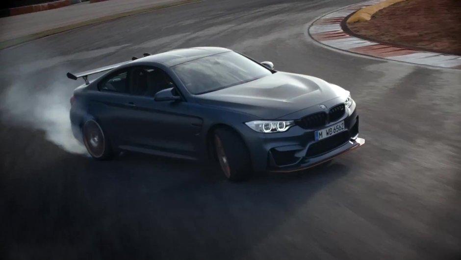 Vidéo : la BMW M4 GTS en 7 min 28 s sur le circuit du Nürburgring
