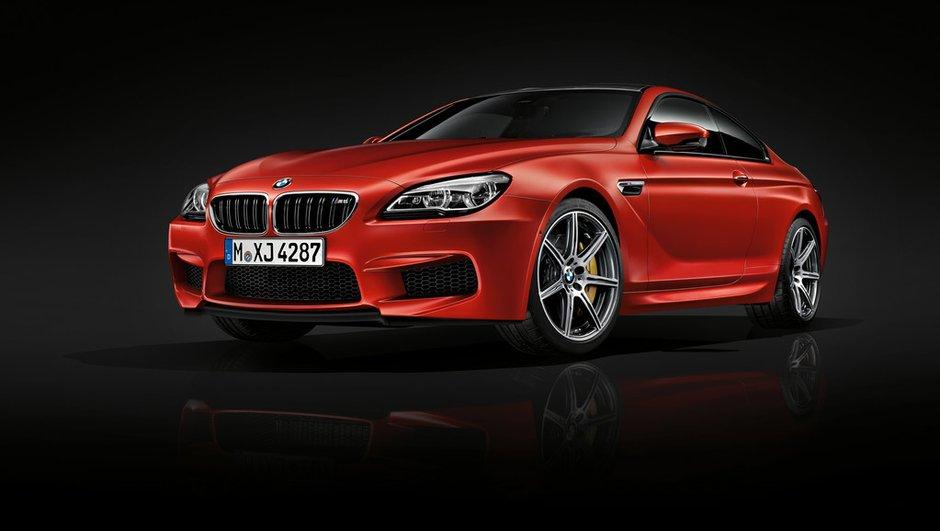 """BMW M6 2015 : poussée à 600 chevaux avec le """"Competition Package"""""""