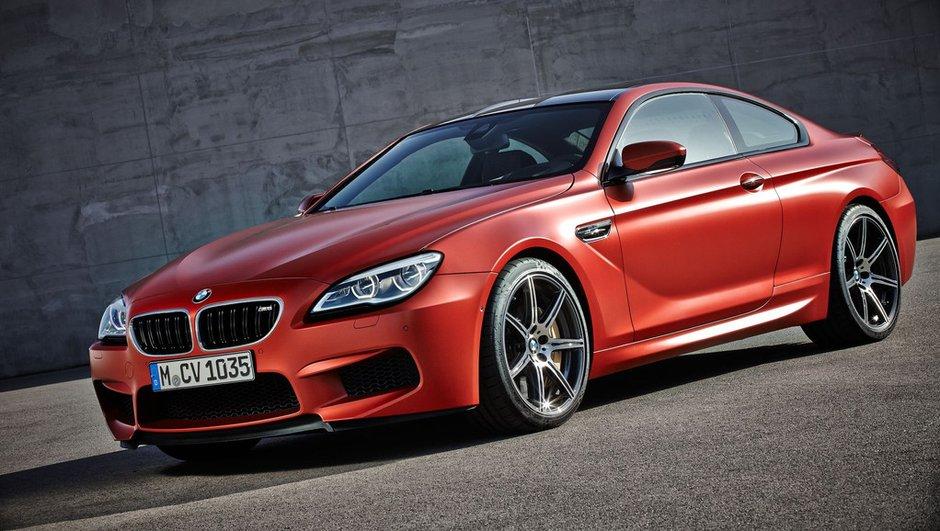 BMW Série 6 et M6 2015 : petit remaquillage pour la gamme