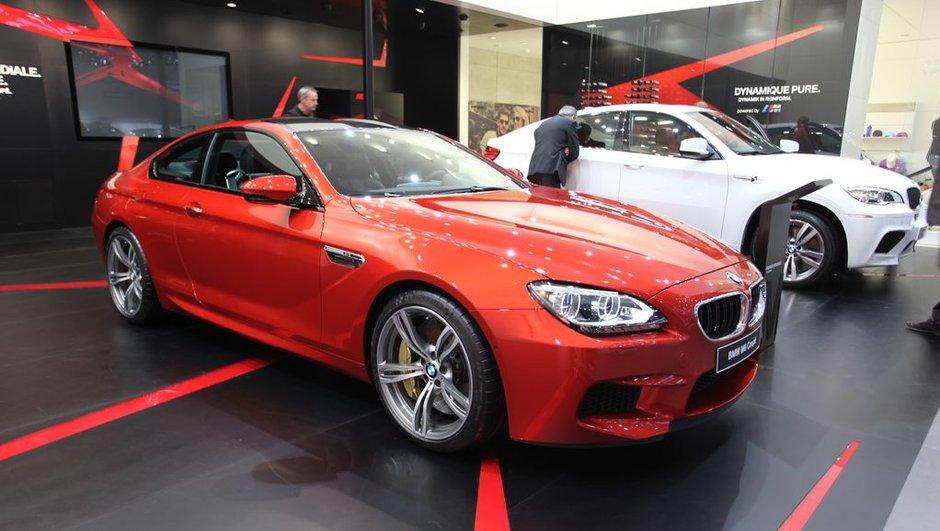Salon de Genève 2012 : la BMW M6 Coupé met le double turbo