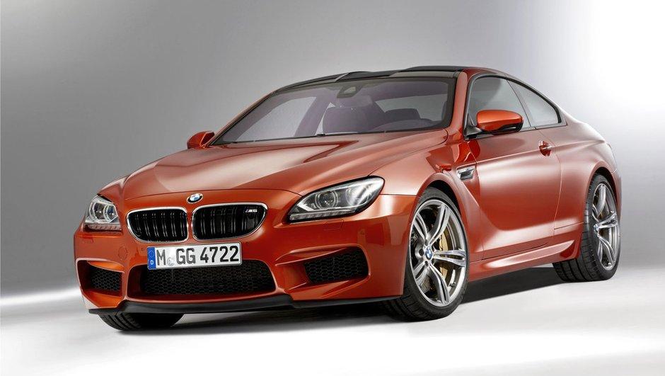Salon de Genève 2012 : BMW M6 Coupé et Cabriolet