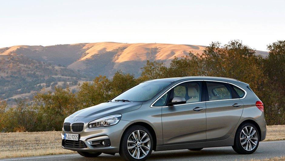 Nouvelle BMW Série 2 Active Tourer 2014 : tout premier monospace pour la marque