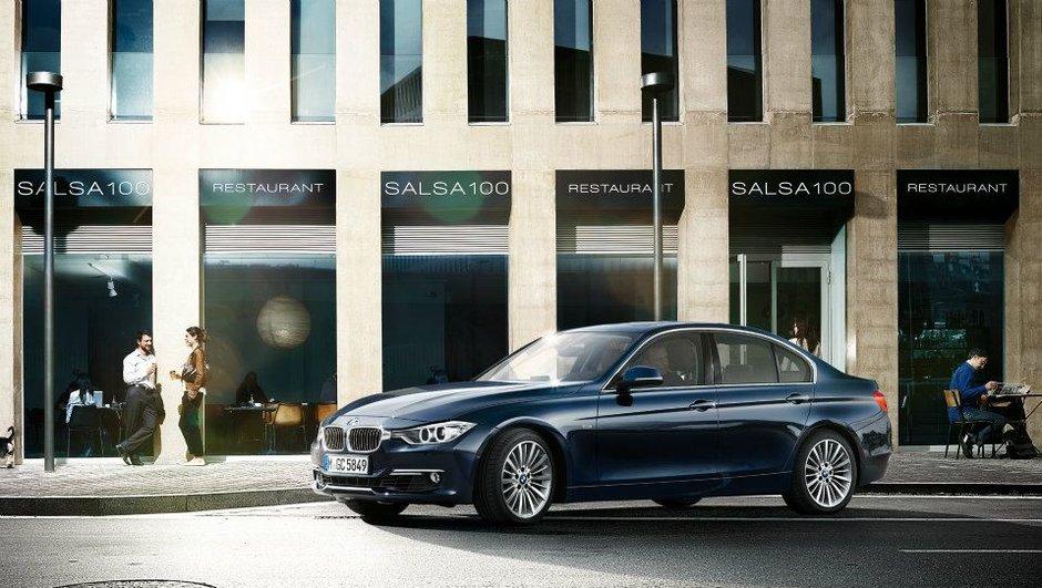 La BMW Série 3 élue Plus Belle voiture de l'Année 2011