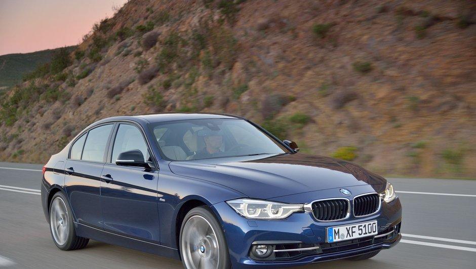 BMW Série 3 2015 : Vidéo et photos du restylage