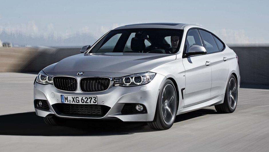 Salon de Genève 2013 : BMW Série 3 GT, photos officielles en fuite