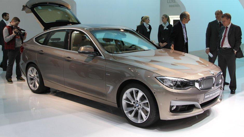 Salon de Genève 2013 - Live : BMW Série 3 GT, sportive et spacieuse