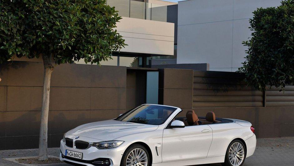 BMW Série 4 Cabriolet 2014 : photos, vidéo et infos
