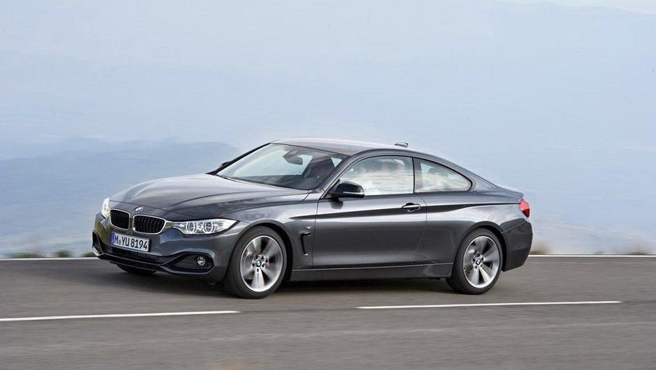 Nouvelle BMW Série 4 Coupé en vidéo, photos et infos