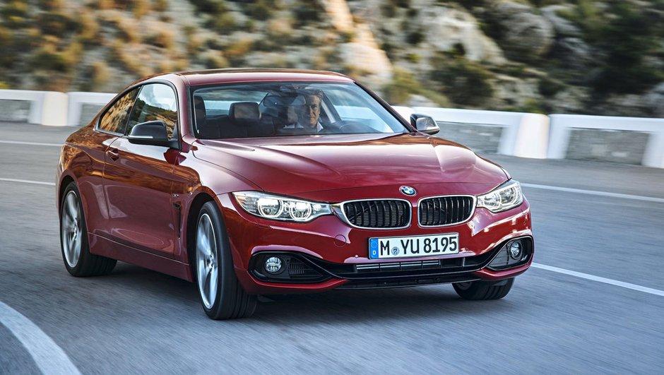 BMW Série 4 Coupé 2013 : prix à partir de 40.700 euros