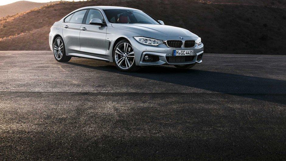 Nouvelle BMW Série 4 Gran Coupé 2014 : la berline 5 portes en photos, infos et vidéo