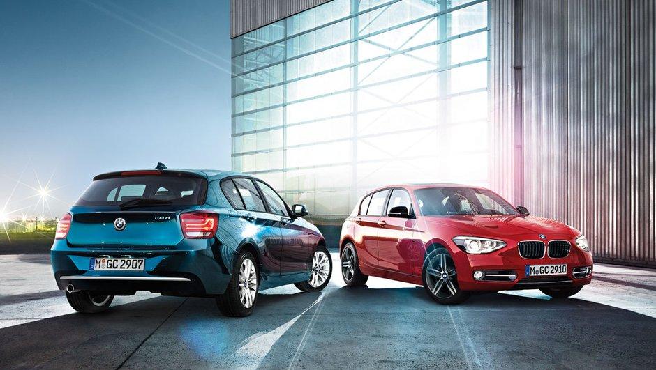 BMW Série 1 : la vidéo et les prix allemands