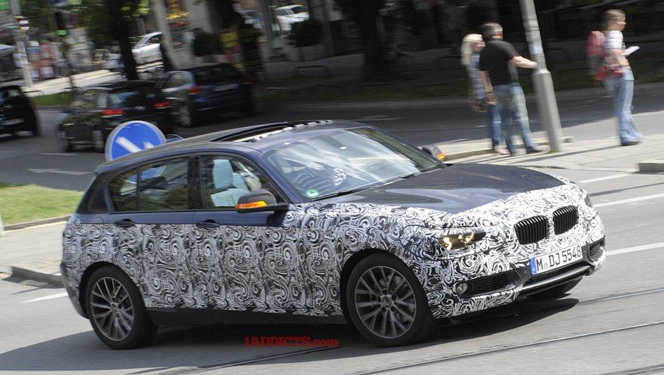 Future BMW Série 1 : présentée cette semaine ?