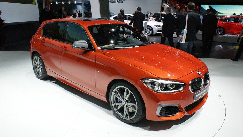 Salon de Genève 2015 : BMW Série 1 restylée, nouveau derrière sexy !