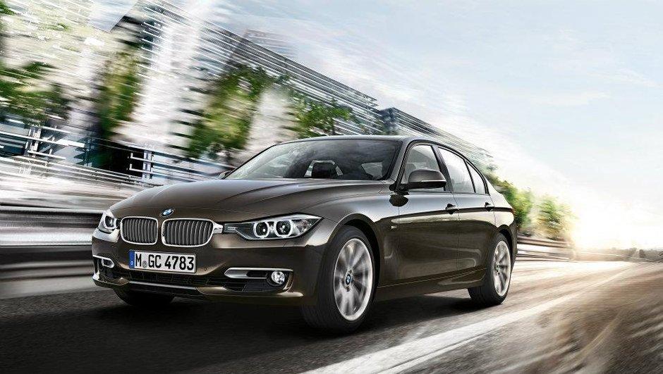 Voici la Nouvelle BMW Série 3 2012 !