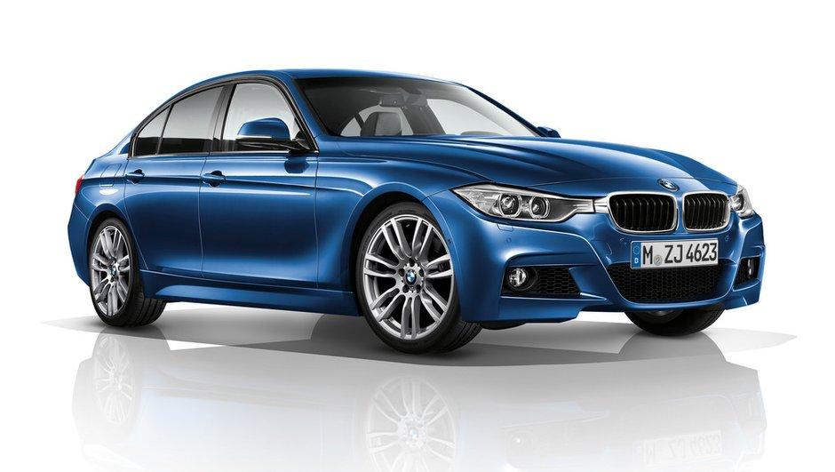 BMW Série 3 2012 : le configurateur