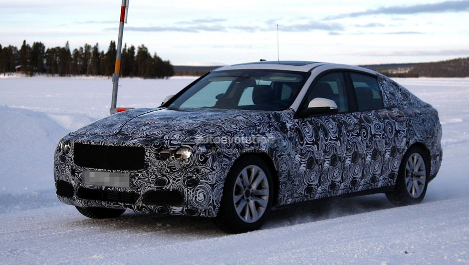 Mondial de l'Auto 2012 : un concept BMW Série 3 GT ?