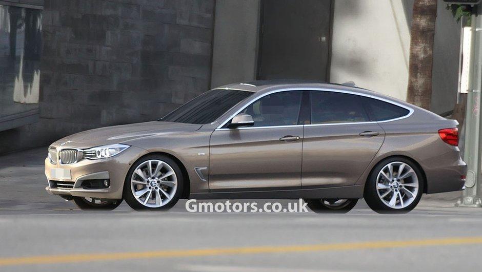 Scoop : la nouvelle BMW Série 3 GT découverte !
