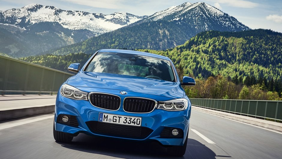 BMW Série 3 GT restylée 2016 : 18 versions au choix !