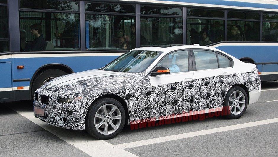 Nouvelle BMW Série 3 2011 : déjà prête !