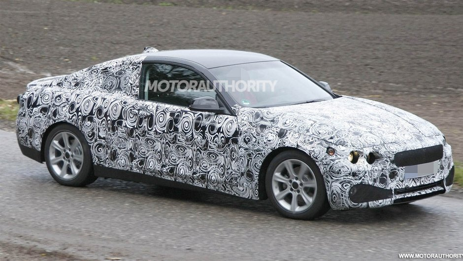 Scoop : la future BMW Série 3 Coupé en test