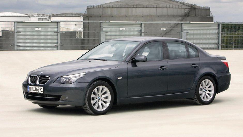 BMW rappelle 1,3 million de voitures dans le monde