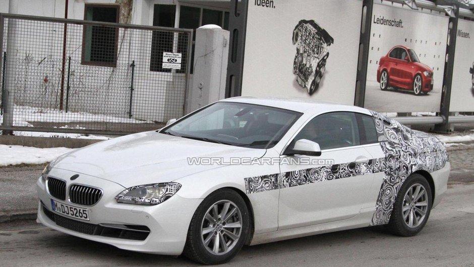 BMW Série 6 Coupé: avec un toit panoramique en verre ?