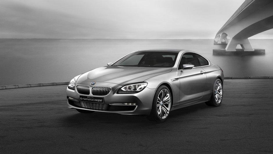 Mondial de l'Auto 2010 : La BMW série 6 sera à Paris