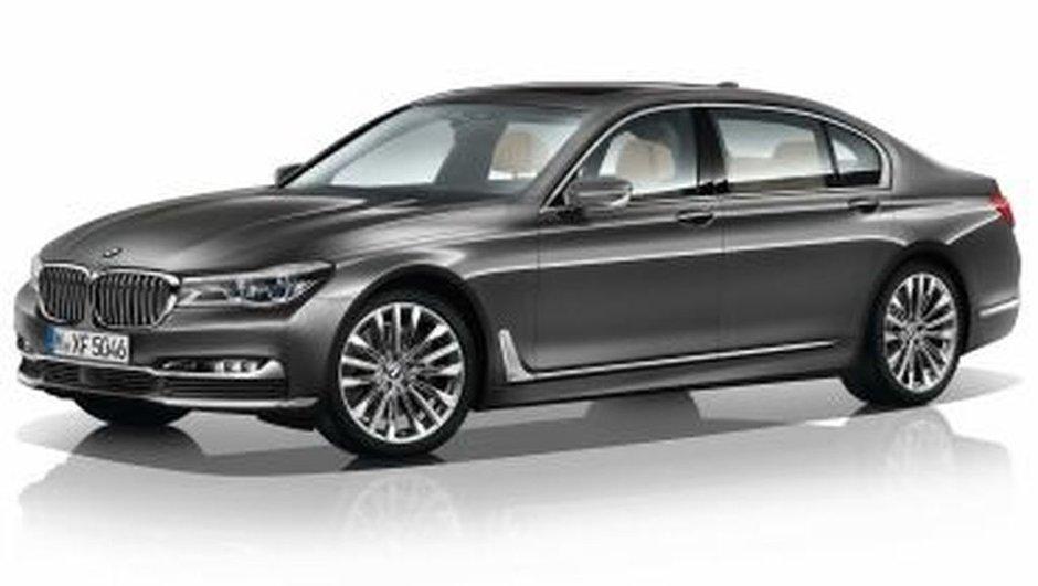 Future BMW Série 7 2015 : premières photos officielles, moteurs et prix