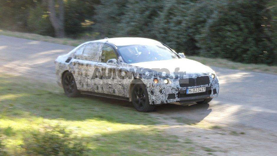 Future BMW Série 7 2015 : nos photos scoop exclusives !