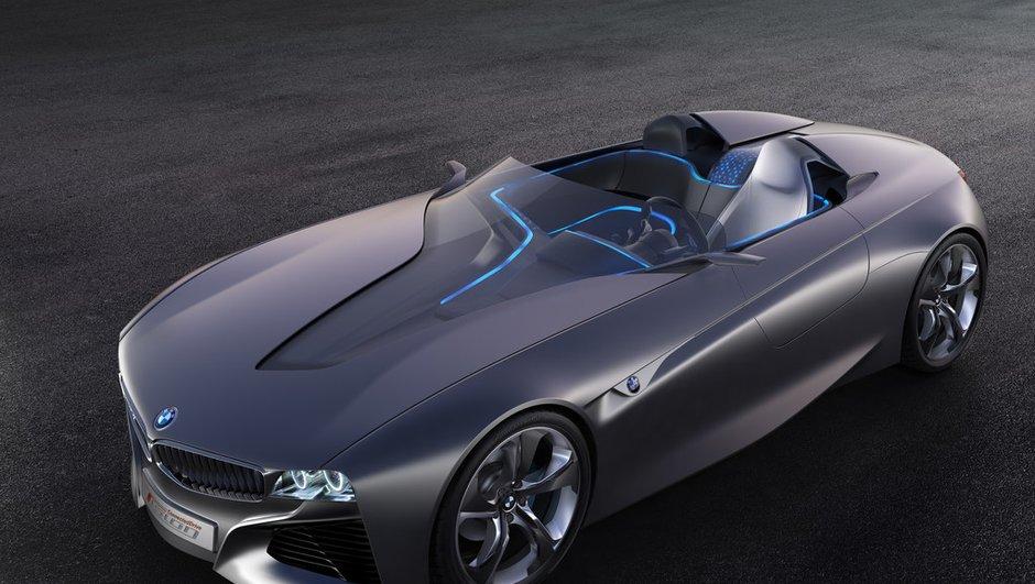 BMW Vision Connected Drive, un concept technologique au salon de Genève