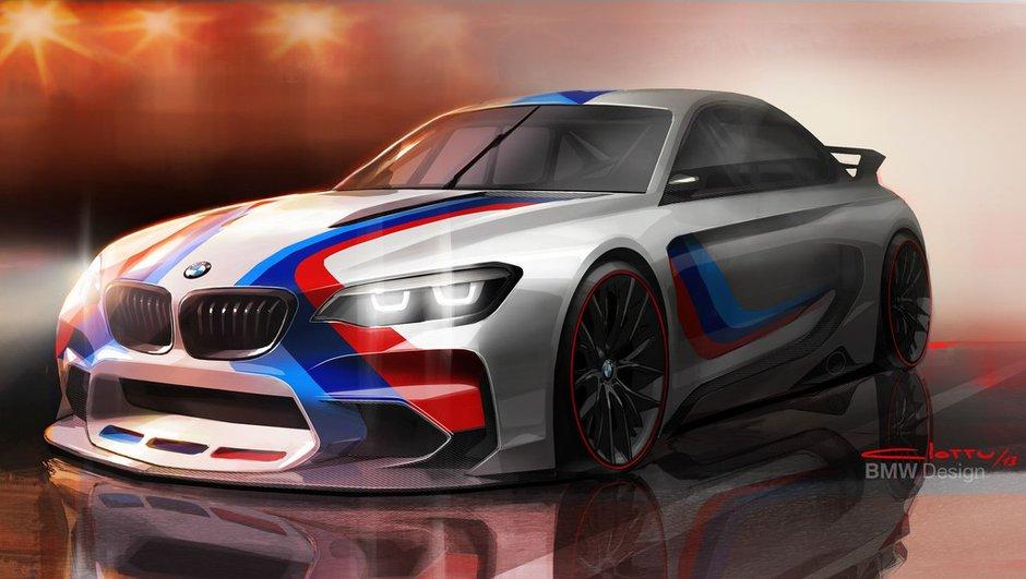 BMW Vision Gran Turismo 2014 : une sportive virtuelle de 549 chevaux